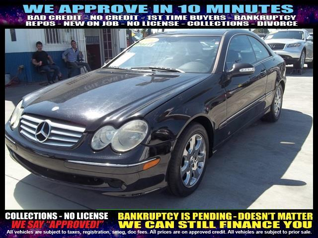 2004 MERCEDES-BENZ CLK-CLASS CLK320 2DR COUPE black welcome take a test drive or call us if you