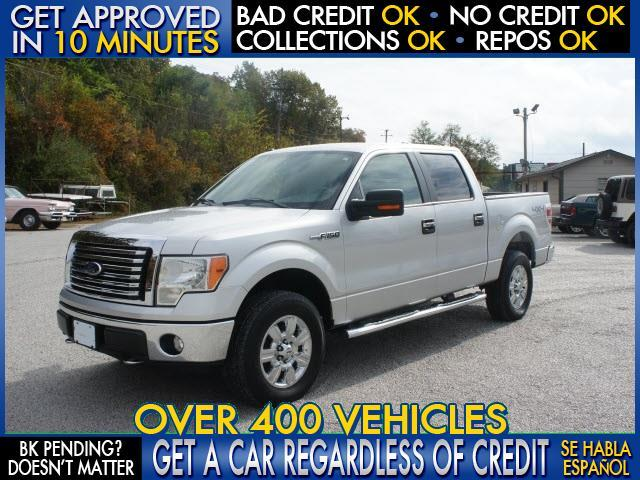 2010 FORD F-150 silver welcome take a test drive or call us if you have any questions you w