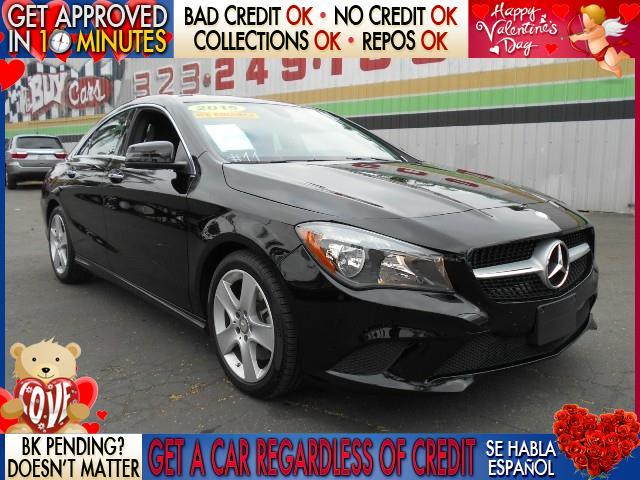 2015 MERCEDES-BENZ CLA-CLASS CLA250 4DR SEDAN black  welcome take a test drive or call us if y