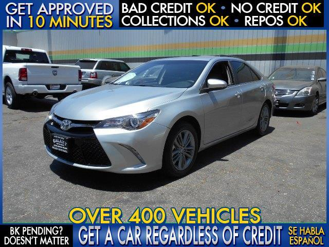 2015 TOYOTA CAMRY LE 4DR SEDAN silver  welcome take a test drive or call us if you have any qu