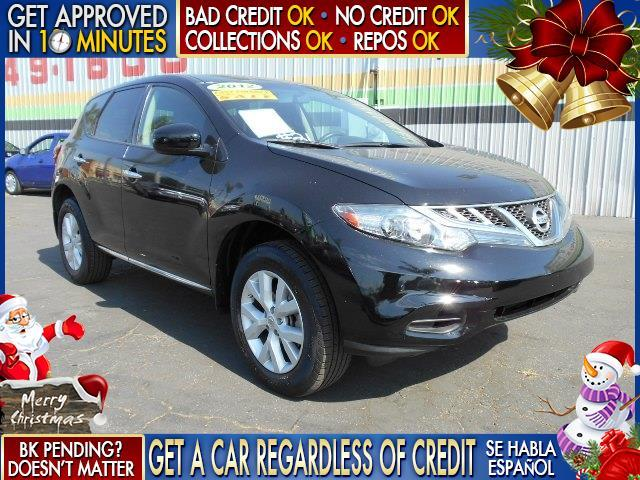 2012 NISSAN MURANO black  welcome take a test drive or call us if you have any questions you