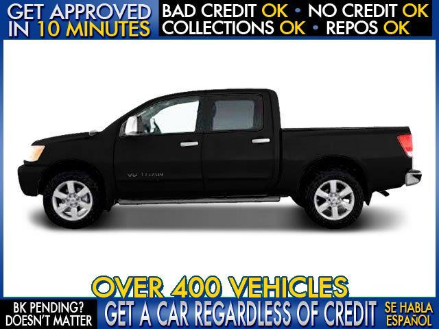 2008 NISSAN TITAN black  welcome take a test drive or call us if you have any questions you