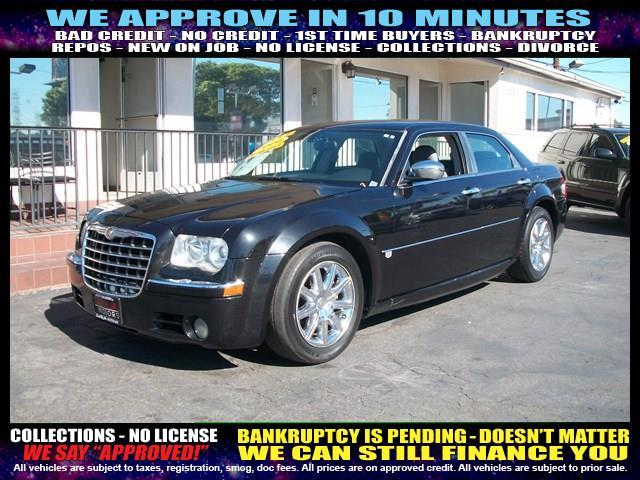 2006 CHRYSLER 300 C 4DR SEDAN black  welcome take a test drive or call us if you have any ques