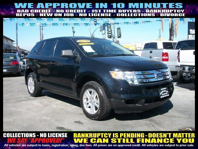 2010 FORD EDGE SE 4DR SUV blue welcome take a test drive or call us if you have any questions