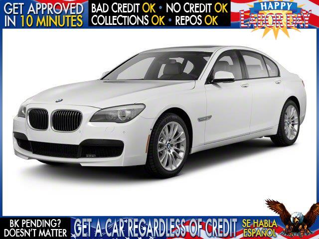 2012 BMW 7 SERIES 740LI 4DR SEDAN black  welcome take a test drive or call us if you have any