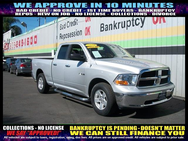 2010 DODGE RAM PICKUP 1500 silver welcome take a test drive or call us if you have any question