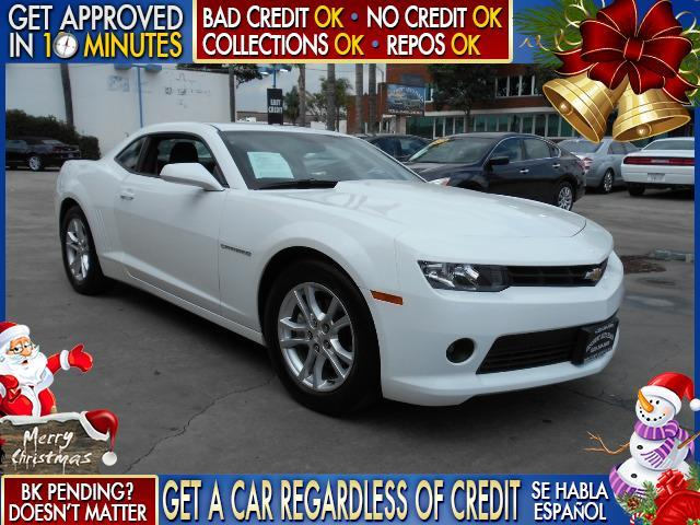 2015 CHEVROLET CAMARO LT 2DR COUPE W1LT white  welcome take a test drive or call us if you ha