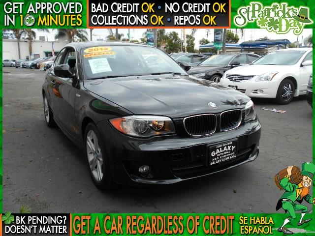 2012 BMW 1 SERIES 128I 2DR COUPE SULEV black  welcome take a test drive or call us if you have