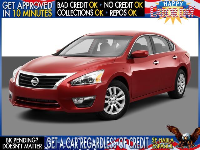 2014 NISSAN ALTIMA 25 S red  welcome take a test drive or call us if you have any questions