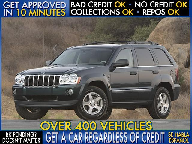 2005 JEEP GRAND CHEROKEE LAREDO 4WD 4DR SUV unspecified welcome take a test drive or call us