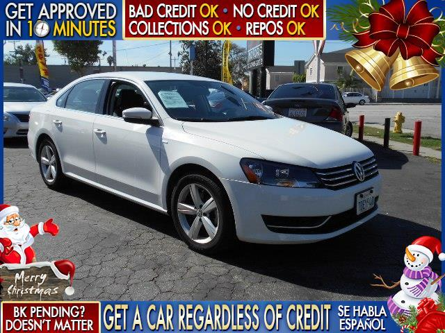 2014 VOLKSWAGEN PASSAT S PZEV 4DR SEDAN 6A I4 white  welcome take a test drive or call us if