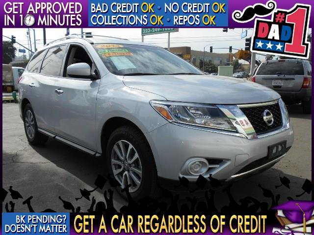 2013 NISSAN PATHFINDER silver  welcome take a test drive or call us if you have any questions