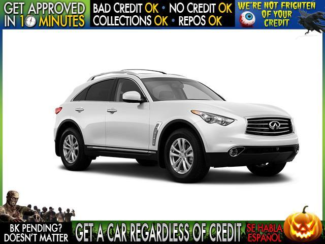 2013 INFINITI FX37 white  welcome take a test drive or call us if you have any questions you