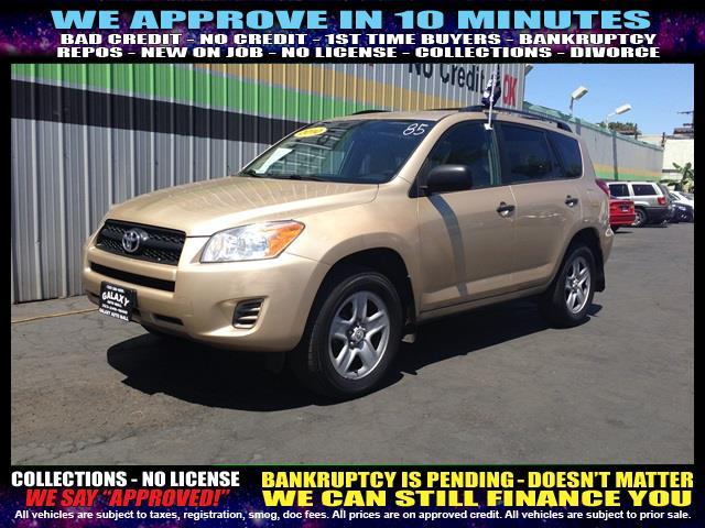 2010 TOYOTA RAV4 BASE 4DR SUV gold  welcome take a test drive or call us if you have any quest