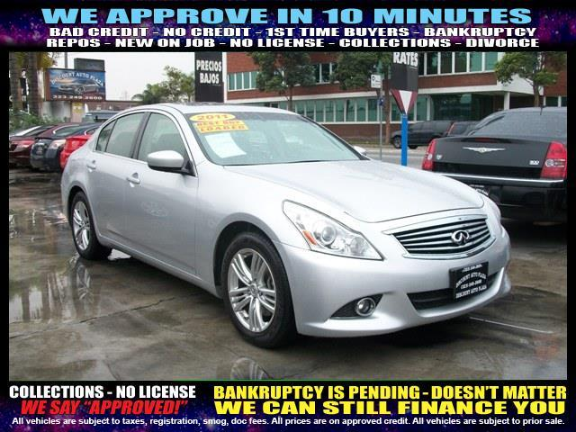 2011 INFINITI G37 SEDAN silver welcome take a test drive or call us if you have any questions