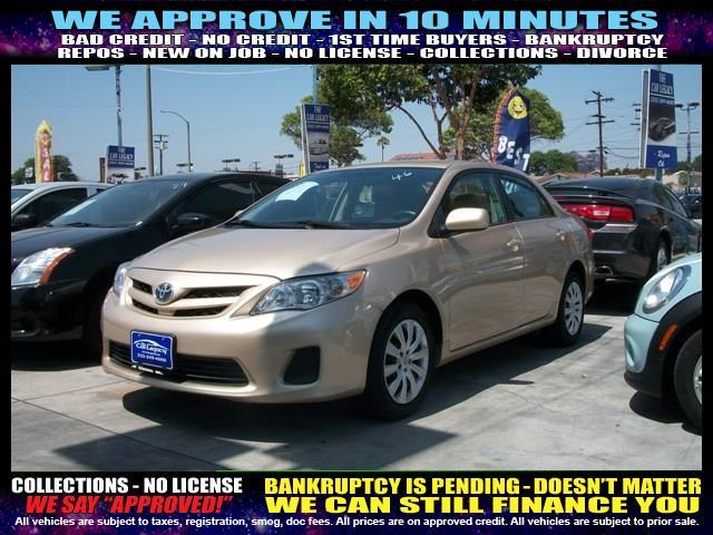2012 TOYOTA COROLLA gold  welcome take a test drive or call us if you have any questions you