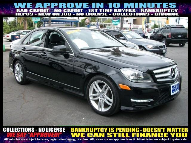 2013 MERCEDES-BENZ C-CLASS W black welcome take a test drive or call us if you have any quest
