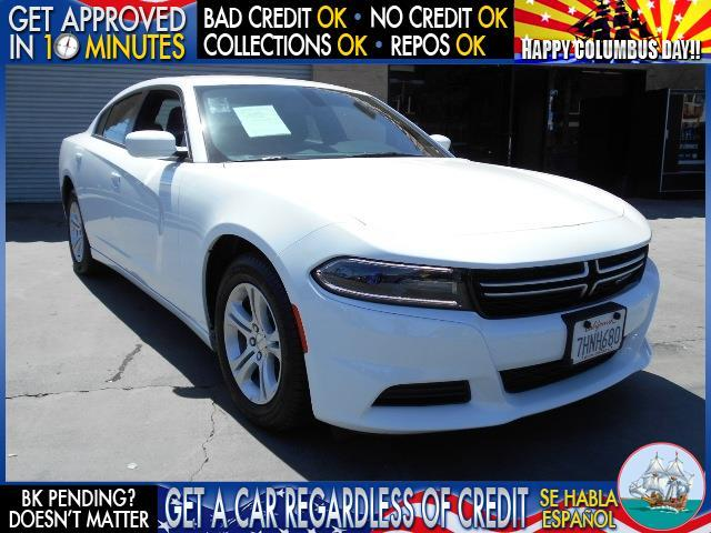 2015 DODGE CHARGER SE 4DR SEDAN white  welcome take a test drive or call us if you have any qu