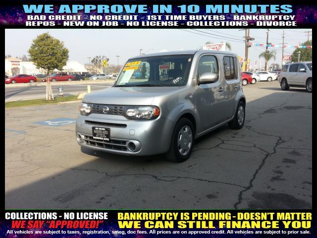 2011 NISSAN CUBE silver welcome take a test drive or call us if you have any questions you wo