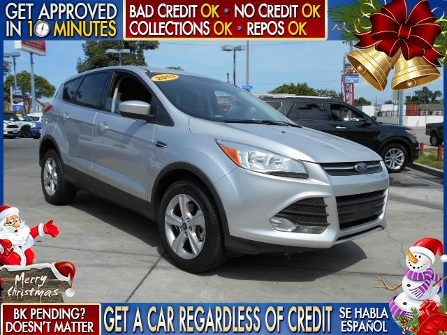 2013 FORD ESCAPE SE AWD 4DR SUV silver  welcome take a test drive or call us if you have any q