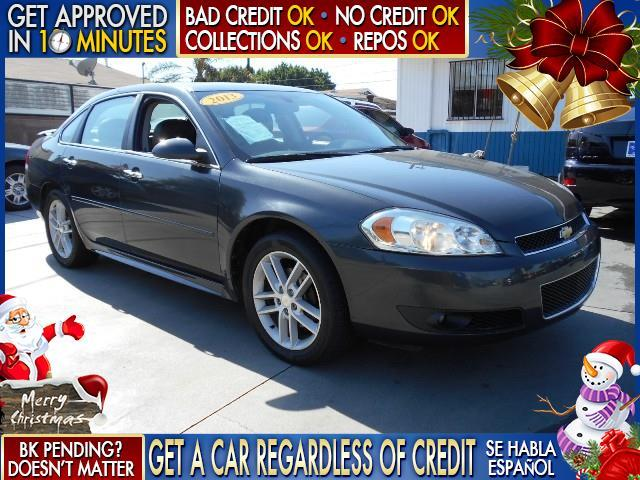 2013 CHEVROLET IMPALA LTZ 4DR SEDAN gray  welcome take a test drive or call us if you have any