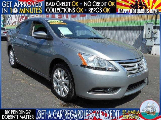 2013 NISSAN SENTRA S silver  welcome take a test drive or call us if you have any questions