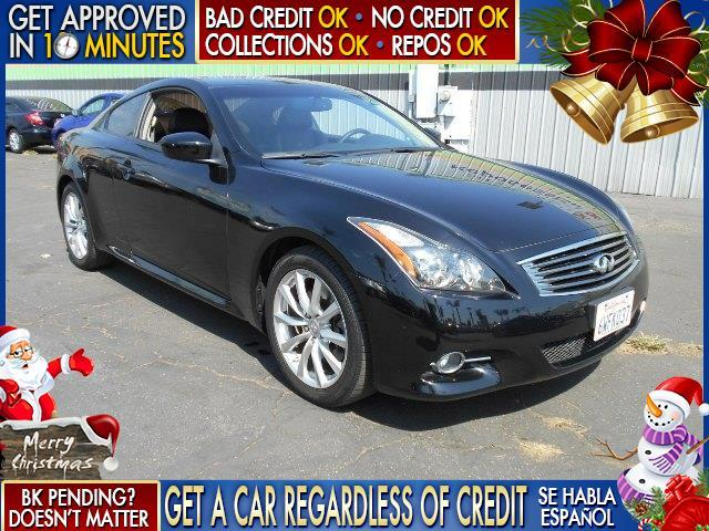 2012 INFINITI G37 black  welcome take a test drive or call us if you have any questions you