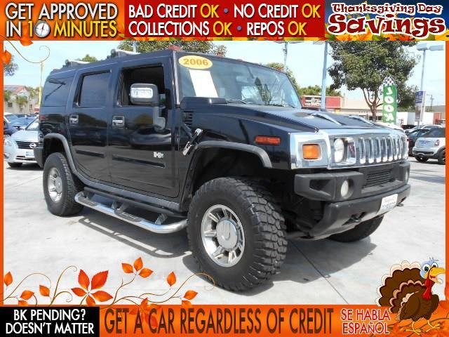 2006 HUMMER H2 BASE 4DR SUV 4WD black  welcome take a test drive or call us if you have any qu