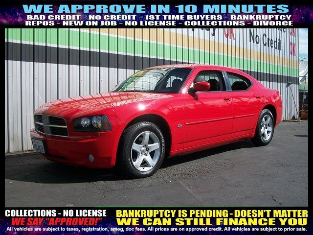 2010 DODGE CHARGER SXT 4DR SEDAN red welcome take a test drive or call us if you have any quest