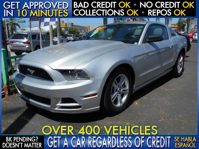 2013 FORD MUSTANG silver  welcome take a test drive or call us if you have any questions you