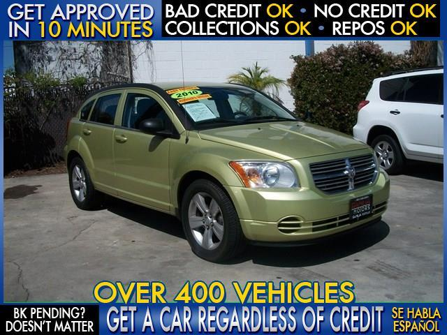 2010 DODGE CALIBER SXT 4DR WAGON green  welcome take a test drive or call us if you have any q