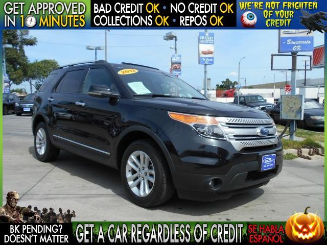 2012 FORD EXPLORER XLT AWD 4DR SUV black  welcome take a test drive or call us if you have any