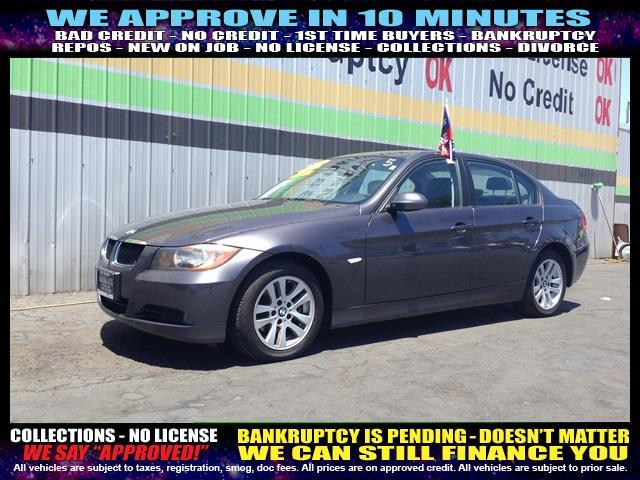 2007 BMW 3 SERIES 328I 4DR SEDAN charcoal  welcome take a test drive or call us if you have an