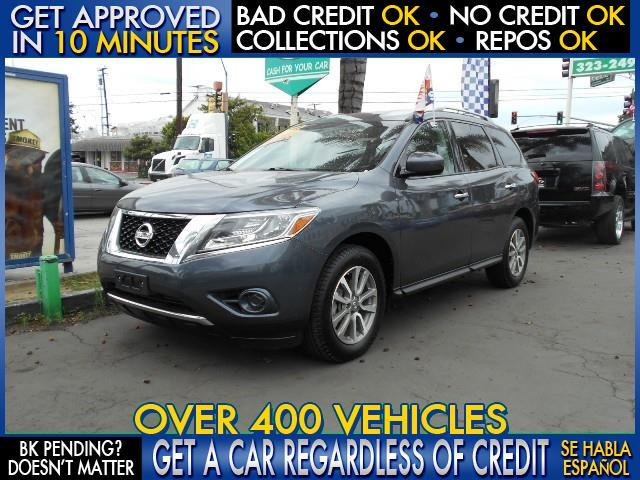 2013 NISSAN PATHFINDER gray  welcome take a test drive or call us if you have any questions
