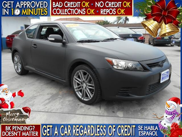 2011 SCION TC BASE 2DR COUPE 6A black  welcome take a test drive or call us if you have any qu