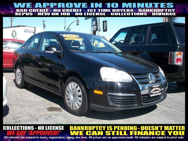 2009 VOLKSWAGEN JETTA black  welcome take a test drive or call us if you have any questions