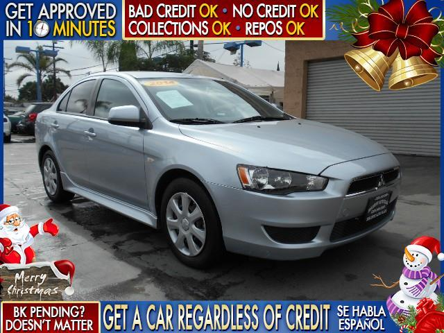 2014 MITSUBISHI LANCER silver  welcome take a test drive or call us if you have any questions
