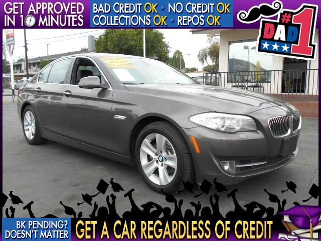 2012 BMW 5 SERIES 528I 4DR SEDAN black  welcome take a test drive or call us if you have any q