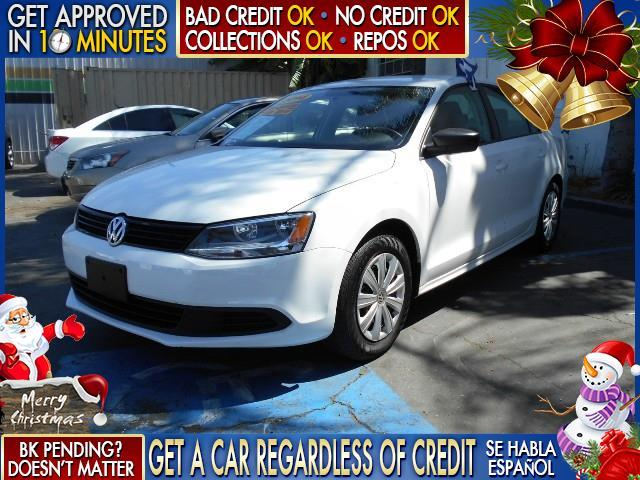 2014 VOLKSWAGEN JETTA S 4DR SEDAN 6A white  welcome take a test drive or call us if you have a