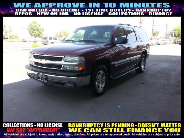 2003 CHEVROLET SUBURBAN black welcome take a test drive or call us if you have any questions