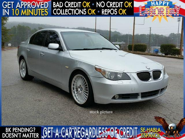 2005 BMW 5 SERIES 545I 4DR SEDAN gray  welcome take a test drive or call us if you have any qu
