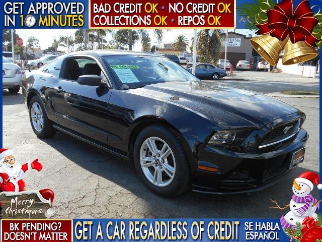 2014 FORD MUSTANG black  welcome take a test drive or call us if you have any questions you