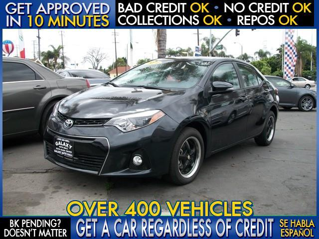 2014 TOYOTA COROLLA L 4DR SEDAN 4A black  welcome take a test drive or call us if you have any