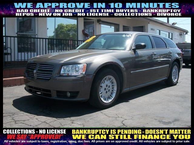 2008 DODGE MAGNUM SXT 4DR WAGON charcoal  welcome take a test drive or call us if you have any