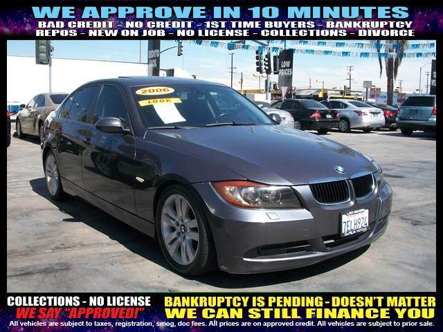 2006 BMW 3 SERIES 325I SEDAN LUXURY gray welcome take a test drive or call us if you have any q