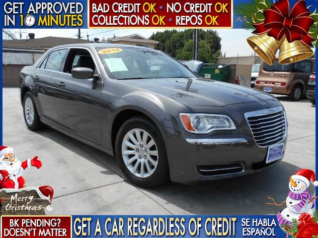 2014 CHRYSLER 300 BASE 4DR SEDAN charcoal  welcome take a test drive or call us if you have an