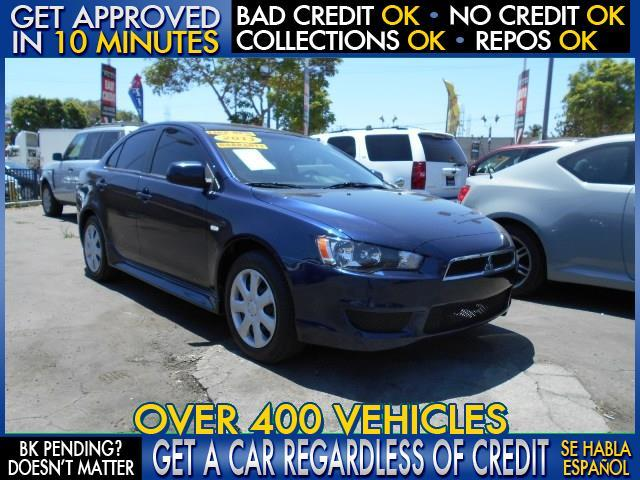 2013 MITSUBISHI LANCER ES blue  welcome take a test drive or call us if you have any questions