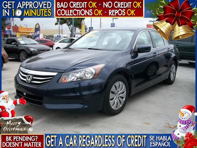2012 HONDA ACCORD LX 4DR SEDAN 5A blue  welcome take a test drive or call us if you have any q
