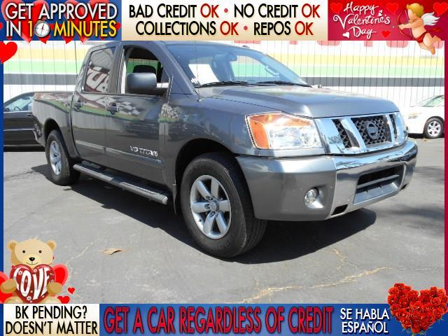 2014 NISSAN TITAN gray  welcome take a test drive or call us if you have any questions you w