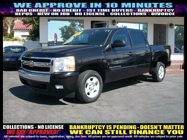2007 CHEVROLET SILVERADO 1500 black welcome take a test drive or call us if you have any questi